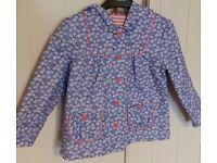 Girls Lightweight TU coat aged 2-3 yrs