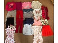 Big bundle of girls clothes-TU,MiniB,MotherCare etc