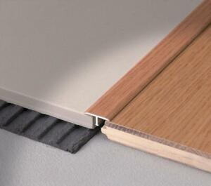 Profilitec LevelTec, LVT Profiles Stair Balcony Nosing, Skirting Boards, Decorative Listello, JointTec, Expansion joint
