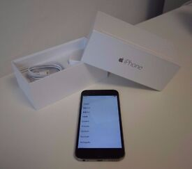 Apple iPhone 6 - 64GB - Space Grey (O2) Smartphone