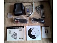 Vivitar DVR-310 3MP MPEG4 Camcorder Camera