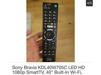 Sony Bravia Smart TV for sale