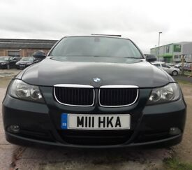 💥2007 BMW 320d, low milage💥Full Service History💥