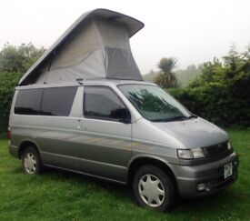 Mazda Bongo Family Campervan 2.5l