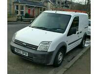 Ford transit connect 2007 87'000 miles