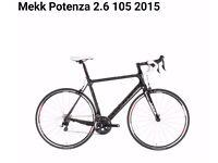 brand new carbon road bike