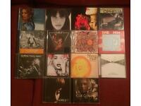 14 pop music albums on CD. All in great condition. Artists inc Rita Ora, Ellie Goulding etc