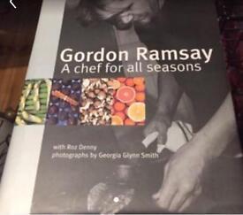 Gordon Ramsey Cook Book
