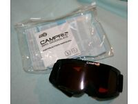 Campari Ski Goggles Catagory 2