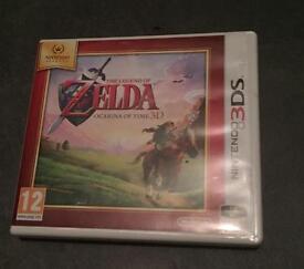 Legend of Zelda Ocarina of Time 3ds