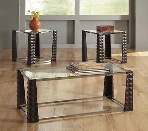 *** USED *** ASHLEY KIDDENZ COFFEE/END TABLES   S/N:51143140   #STORE545