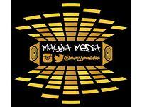 RECORDING STUDIO & CAMERAMAN FOR MUSIC VIDEO PRODUCTION