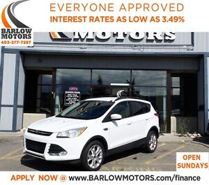 2013 Ford Escape SE**AMVIC INSPECTION & CARPROOF PROVIDED!