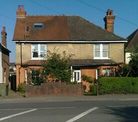 Spacious 4 bedroom house available to rent on Worplesdon Road, Guildford, GU2.