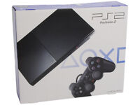 Sony Playstation 2 Slim (PS2), FIFA 14 - Rare late model (SCPH-90004) - Boxed like new