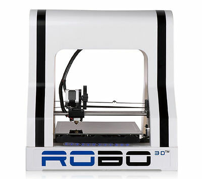 The Robo 3D R1 is a good budget 3D printer