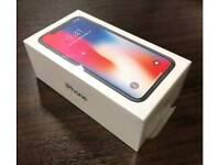 Iphone X -BRAND NEW - SEALED - unlocked