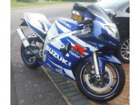 Suzuki GSXR 600 K1 - Near mint condition, New Tyres! Custom.