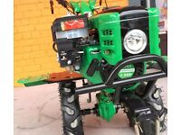 New Agrotech Model 1000A Tiller/cultivator 7,5HP 5,5KW Gasoline