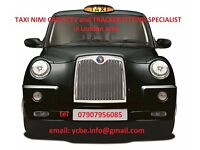 TAXI MINI CAB UBER PCO CCTV GPS TRACKER mobile FITTING SPECIALIST FITTER CAMERAS