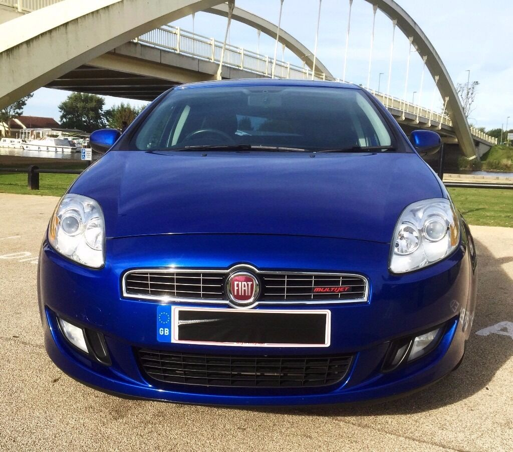 mot 10 2017 fsh fiat bravo 2 0 multijet sport 165bhp turbo diesel like gt abarth only 42k. Black Bedroom Furniture Sets. Home Design Ideas
