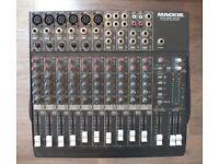 Mackie 1402VLZ mixer...