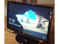 "LG Flatron W2243S 22"" Flatscreen LCD Monitor"