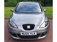 2005 SEAT TOLEDO 1.6 STYLANCE 69000 MILES WITH FULL SERVICE HISTORY in Excellent Condition