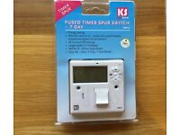 7 Day Immersion/Towel Rail Timer