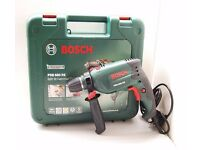 Bosch PSB 680 RE - £89.99 RRP Compact Hammer Drill - Carry case and instruction
