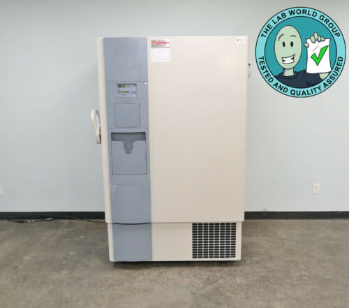 Thermo Fisher Ultra Low Freezer 8607 with Warranty SEE VIDEO