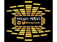 RECORDING STUDIO £15 PER HOUR & MUSIC VIDEO PRODUCTION