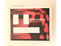 The Fundamentals of Digital Art by Richard Colson with illustration - Design Art Reference Book