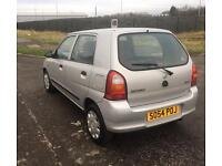SUZUKI ALTO•**ONLY 30,000 MILES**£30 ROAD TAX•FSH•not c1 c3 Corsa fiesta punto 107 Clio polo