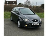 Seat Altea XL. 1.6tdi (2010) **£30 ROAD TAX**