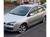 Low mileage Ford focus