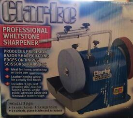 Clarke Whetstone sharpener