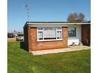 Chalet for hire near Great Yarmouth.
