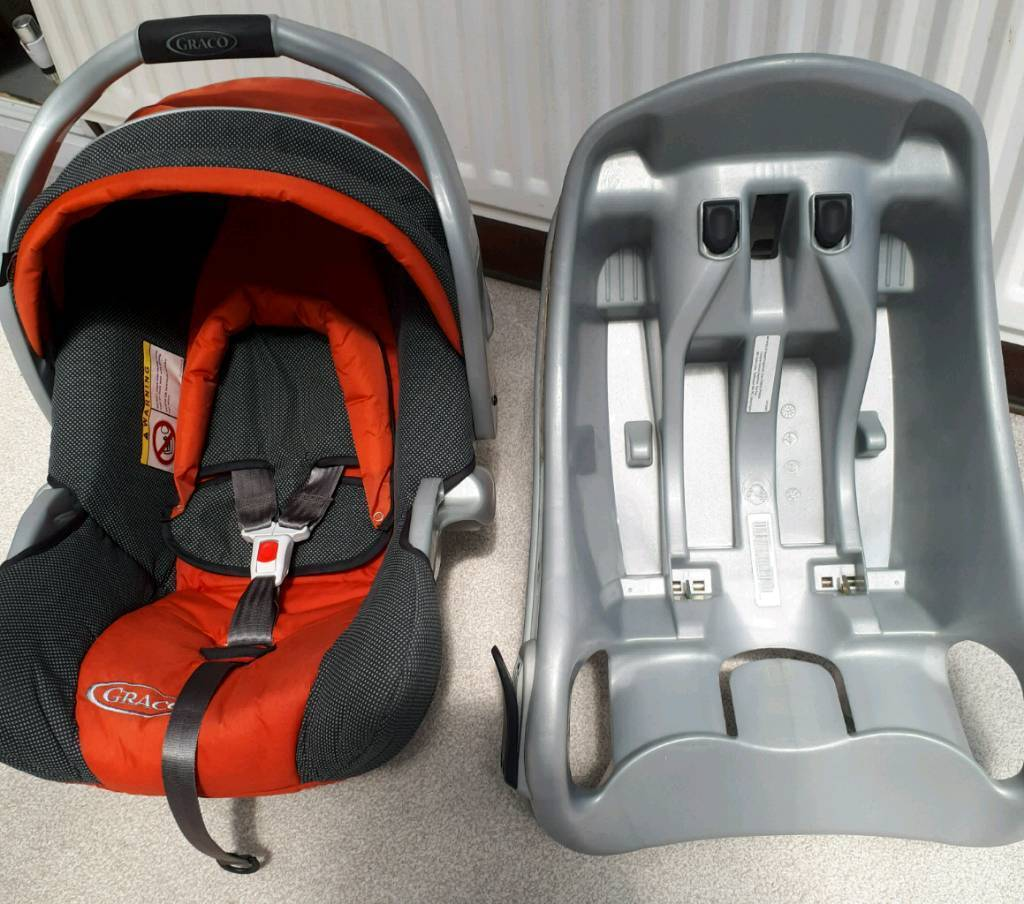 REDUCED Graco Baby 1st Car Seat Base Group 0 Carrier