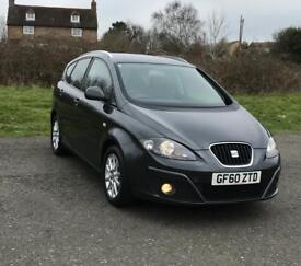 Seat Altea XL, 1.6 Diesel *ONLY £30 TAX*