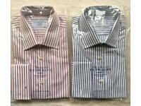 "2 x Charles Tyrwhitt shirts, new. 16"" collar."