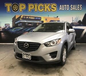 2016 Mazda CX-5 AWD, 2.5 Liter, Accident Free, Certified!
