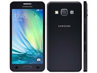 Samsung galaxy A5, 16gb, black, unlocked, £110 fixed price