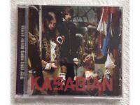 4 CDs KASABIAN, FLEET FOXES AND LINKIN PARK