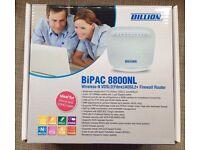 Billion BiPAC 8800NL Router - Brand New - Still In Box