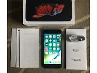 IPhone 6s PLUS 16gb boxed mint condition!