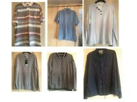 MENS JOB LOT BUNDLE CLOTHES