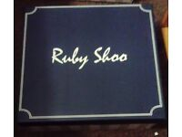 Ruby shoo shoes and bag
