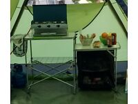 SunnCamp Camping Kitchen