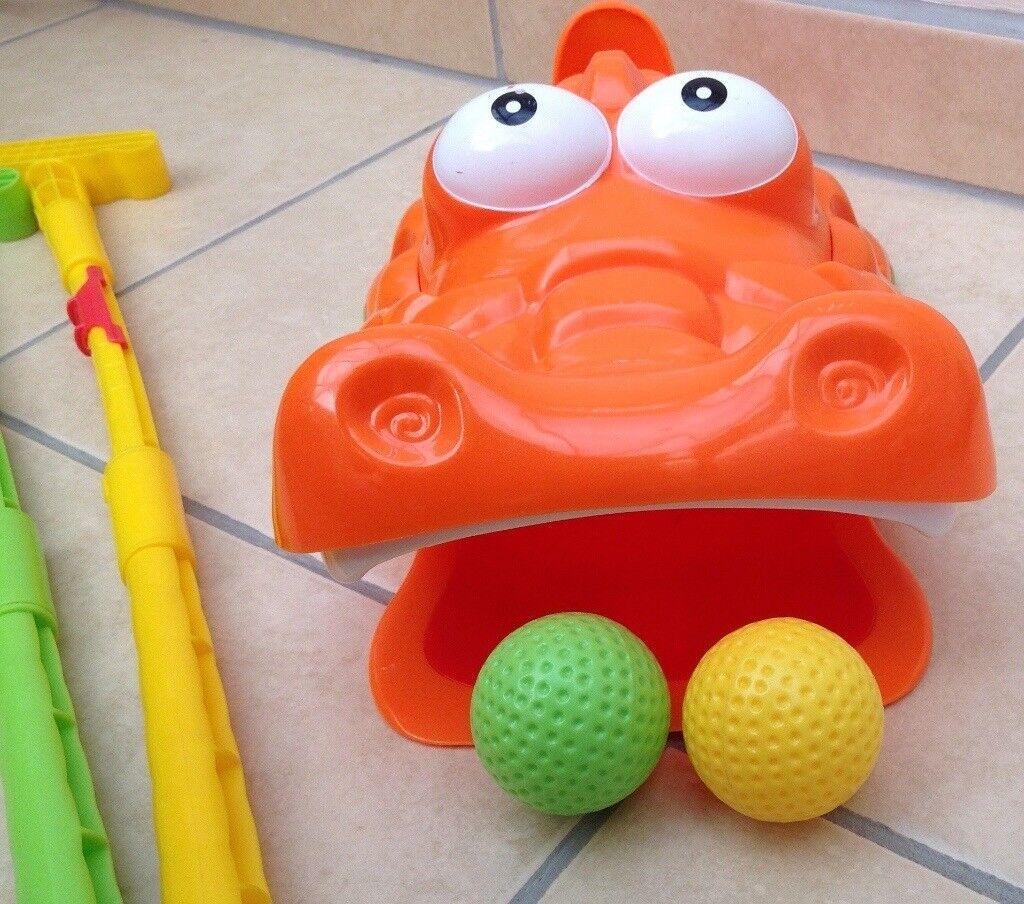 Gator Golf Childrens Game